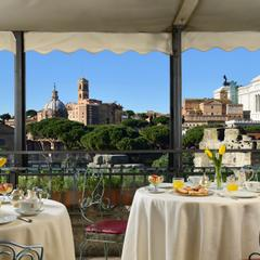 Roof Garden Hotel Forum | Rome | 3 reasons to stay with us - 1